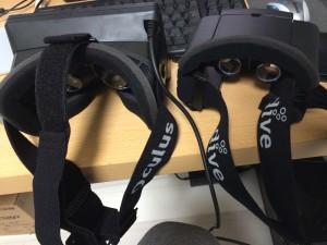 Oculus RiftとDurovis Dive